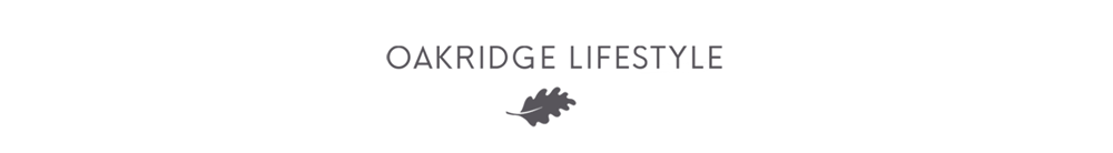 Oakridge Lifestyle Blog
