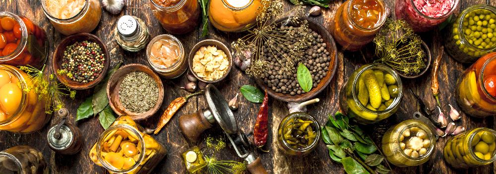 Preserving Herbs & Other Vegetables